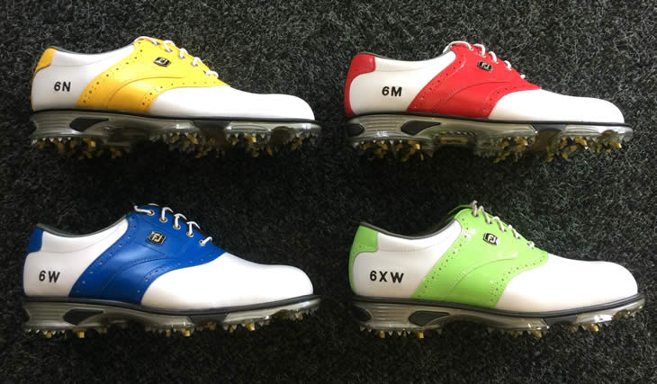 FootJoy Fitting Widths