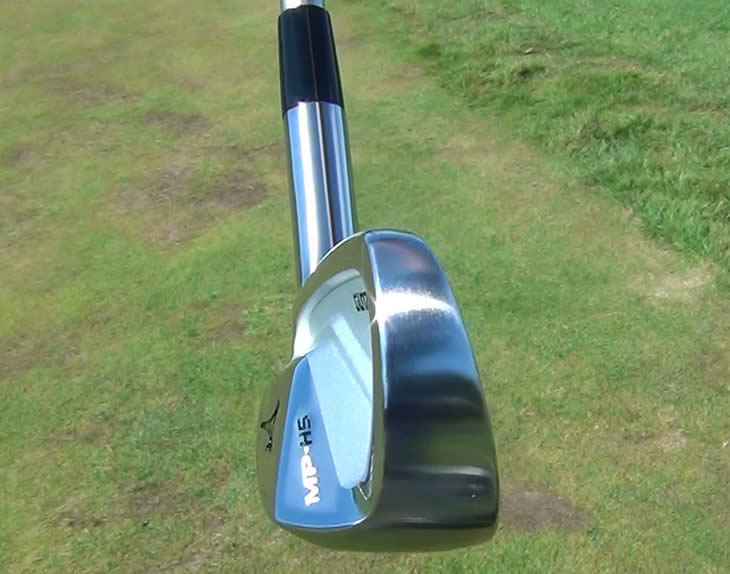 Mizuno MP-H5 1 Iron Toe