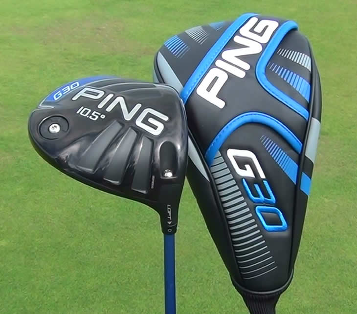 Ping G30 Driver Sole