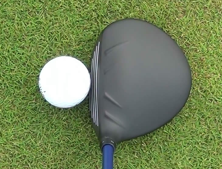 Ping G30 Fairway Address