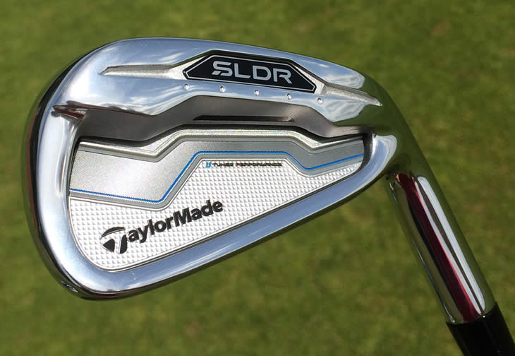 TaylorMade SLDR Irons Set