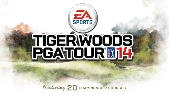 Tiger Woods 2014