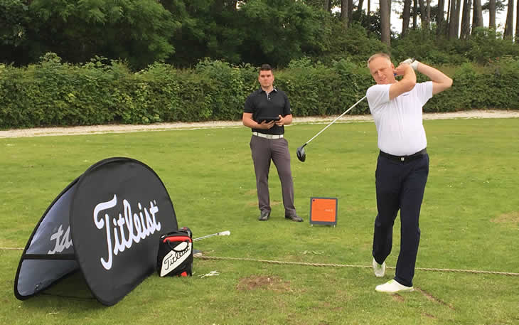 Titleist Golf Ball Fitting