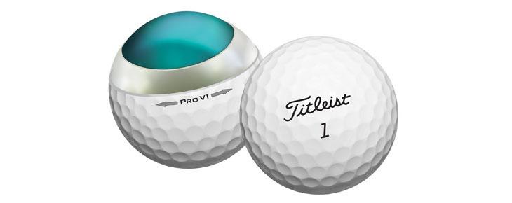 2013 Titleist Pro V1s