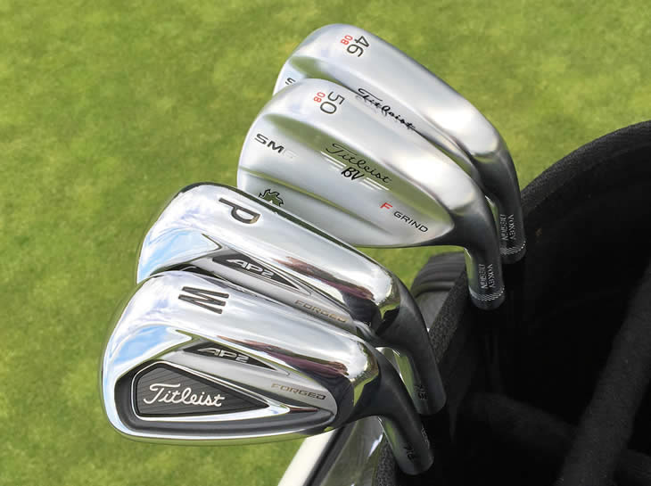 Titleist Wedge Fitting