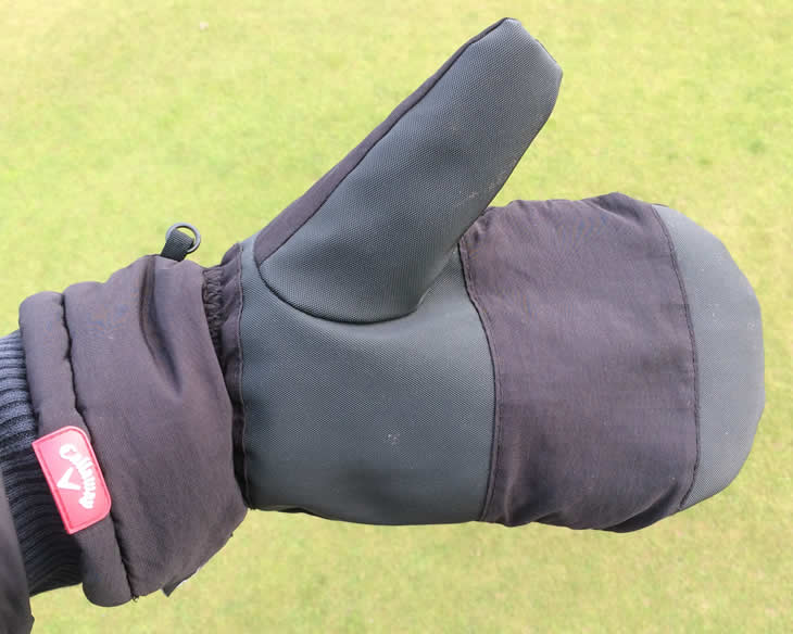 Mittr golf glove