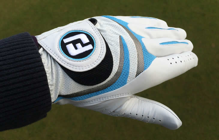 Fitting a golf glove