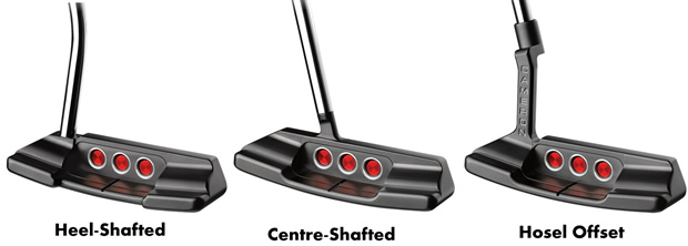 Types Of Putter Shafts