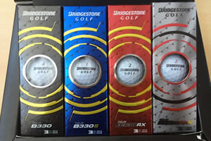 Bridgestone B330 Review