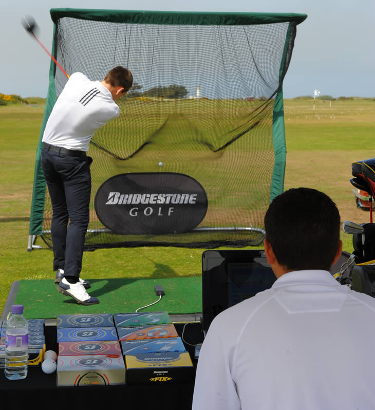 Bridgestone Ball Fitting
