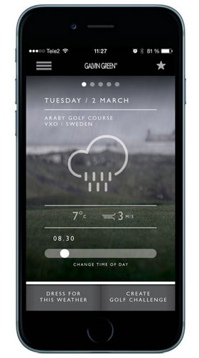 Download Galvin Green Weather App